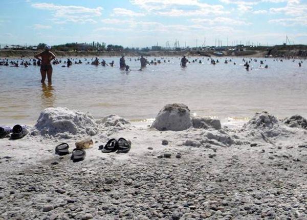 В России появится уникальный «соленый» курорт