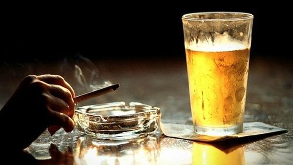 Вредные привычки сокращают жизнь на 30 минут в день