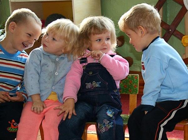 Дети с хорошо развитой речью менее раздражительны