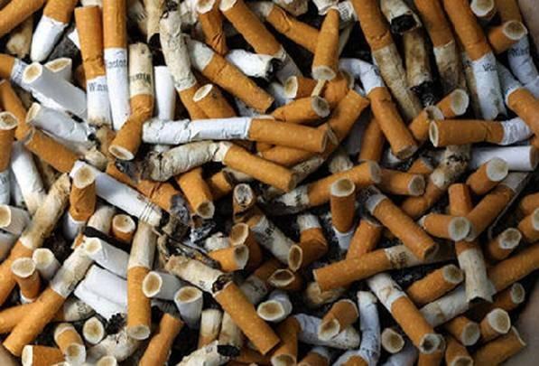 Почти половина россиян – заядлые курильщики