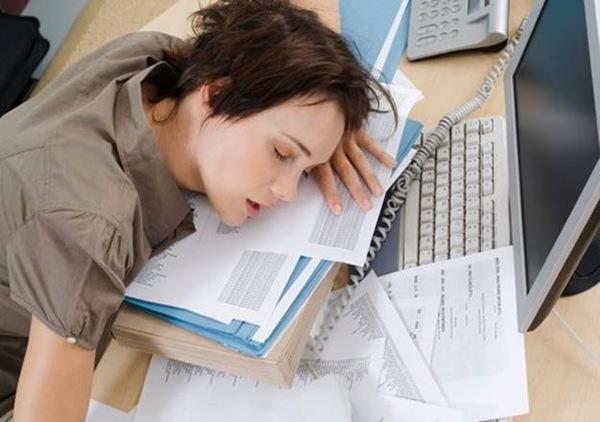 Как снять усталость и напряжение