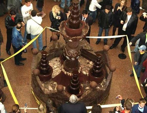 музеи шоколада