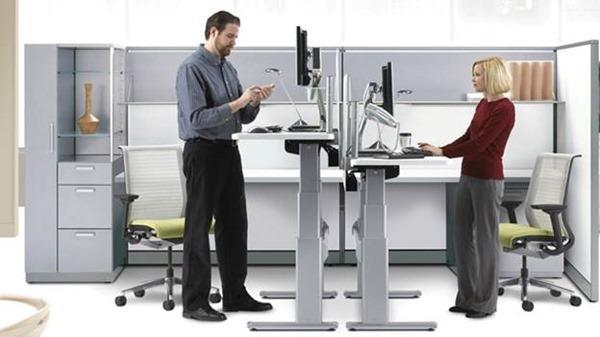 Ученые поделились секретами похудения на рабочем месте