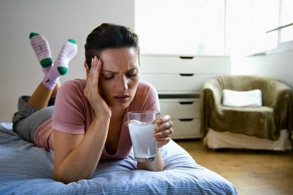 Чрезмерный прием аспирина стать причиной слепоты
