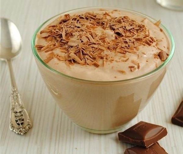 Шоколад и йогурт помогут справиться с бессонницей