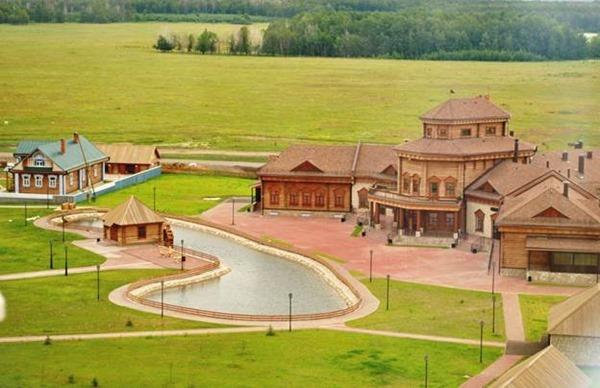 Музей хлеба, г. Болгар, Татарстан