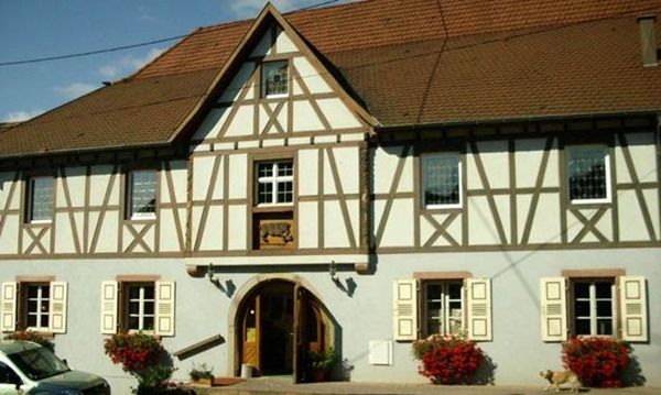 Музей хлеба в Эльзасе, Гертвиллер, Франция