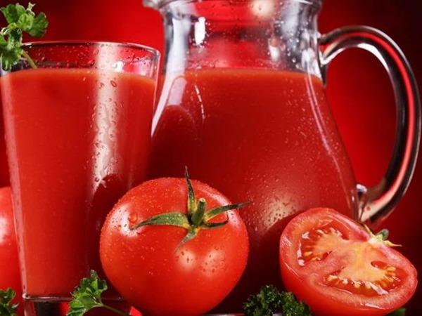 Лучшим энергетическим напитком признан томатный сок