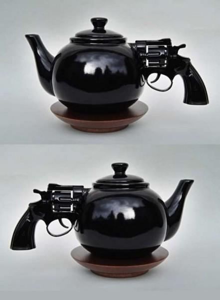 необычные идеи чайников