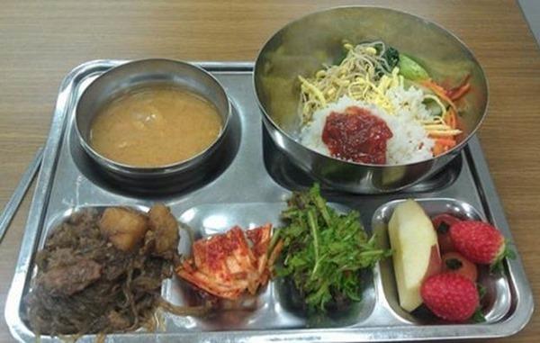В одной из школ Нью-Йорка перешли на вегетарианское питание
