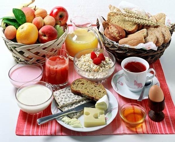 Завтрак поможет лучше сконцентрироваться на работе