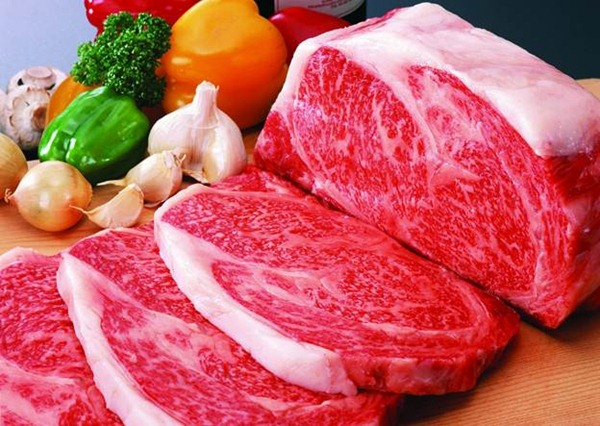 Японская мраморная говядина