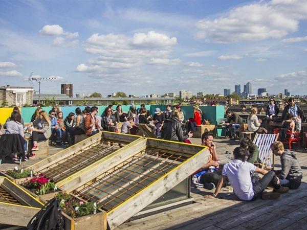 """В Лондоне откроется """"сухой"""" бар"""
