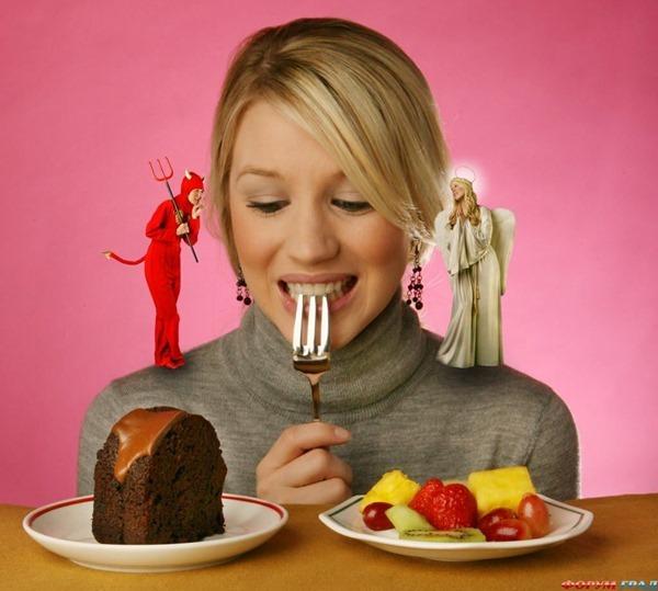 Люди думают о диетах около года своей жизни