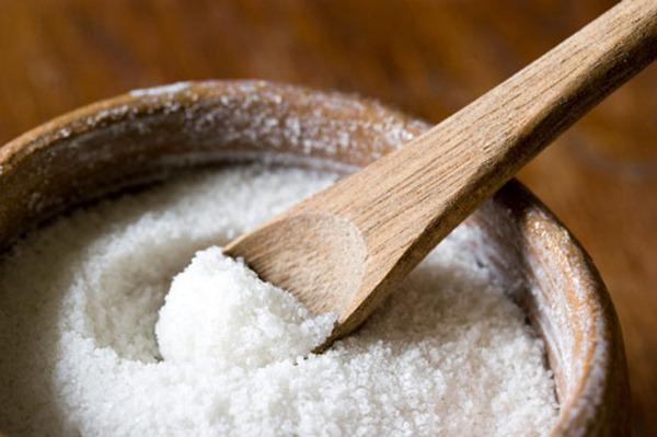 Потребление соли контролирует мозг, а не диета
