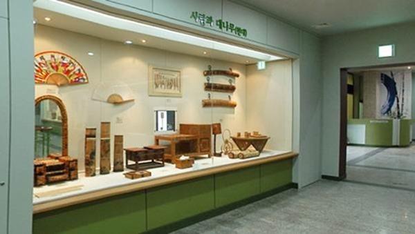 Музей бамбука (Дамьянга, Корея)