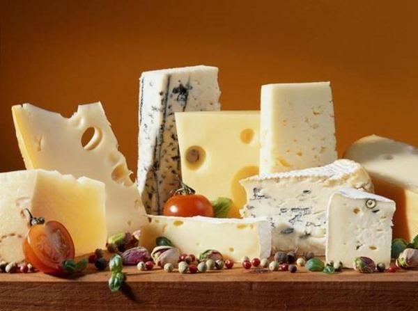 разгрузочный день на сыре