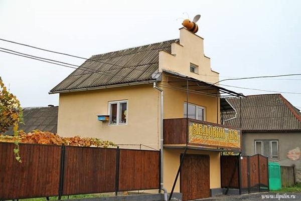 Музей меда в Мукачеево (Украина)
