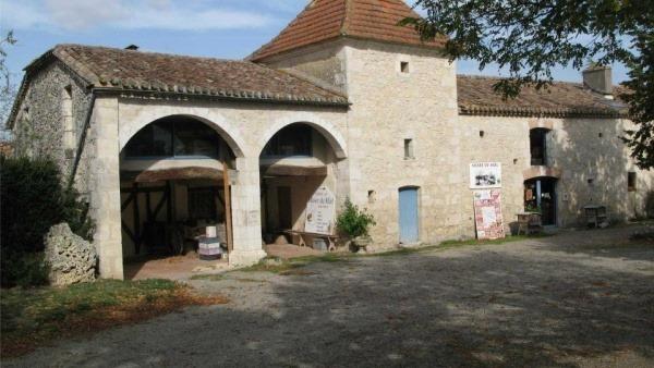 Музей меда в Грамоне (Франция)