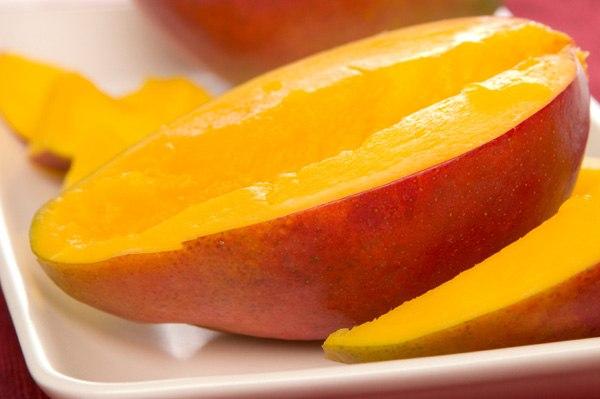 манго калорийность