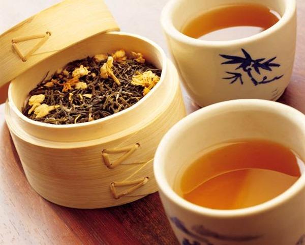 экзотический чай
