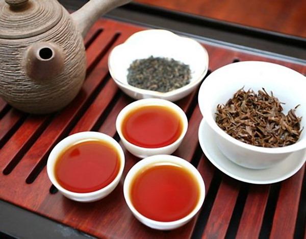 Красный чай (хун ча)