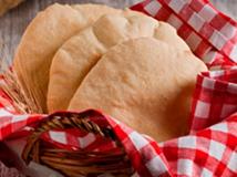 Бездрожжевой (постный) хлеб