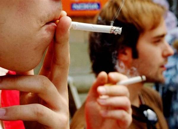 Гиперактивные дети чаще становятся курильщиками