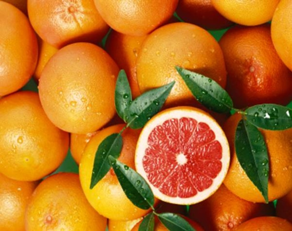 грейпфрут сжигает жиры