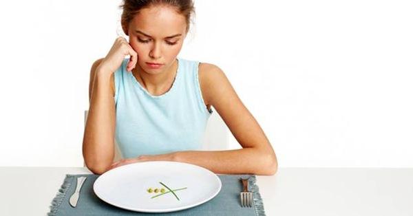 Люди, постоянное сидящие на диете, рискуют заработать расстройство психики
