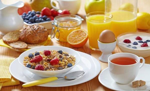 Правила здорового завтрака