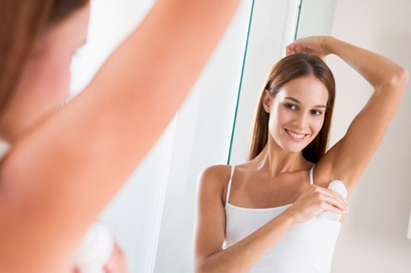 Некоторые люди пользуются дезодорантами напрасно