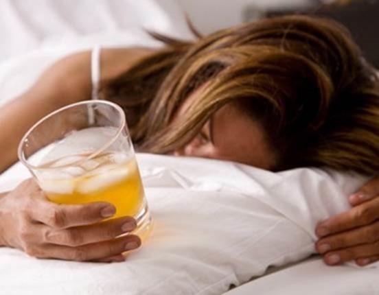 Алкоголь и здоровый сон не совместимы