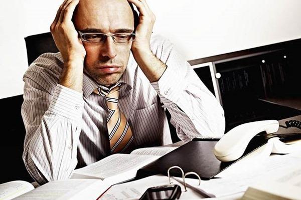 Хронический стресс способствует развитию диабета у мужчин