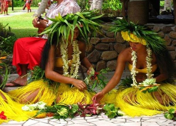 Таитянская диета
