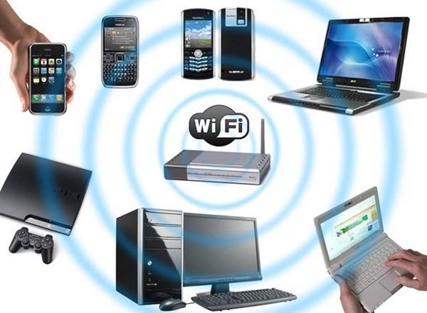 Wi-Fi-роутер негативно влияет на человека
