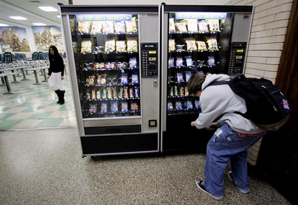 В американских школах введены новые стандарты питания