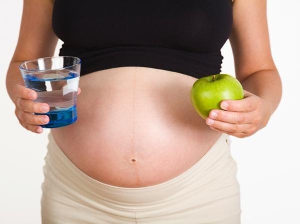 Что беременной пить при температуре 43
