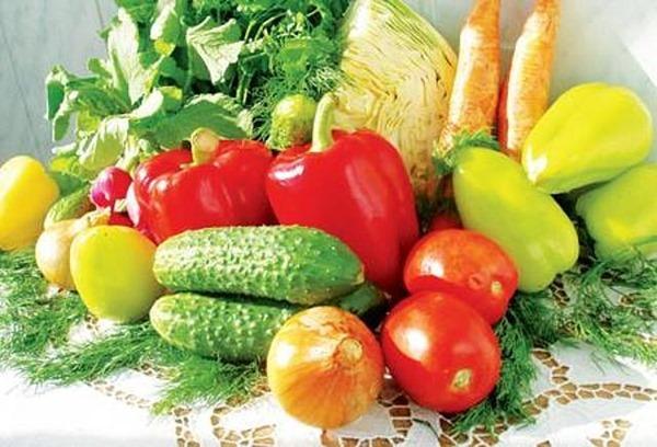Овощи и фрукты сокращают риск смертности
