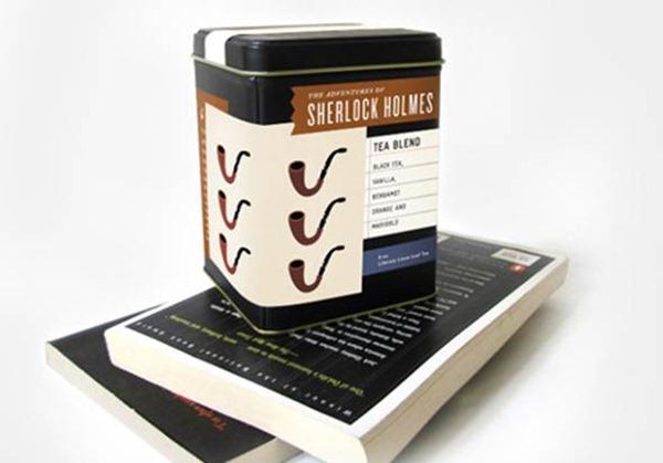 В Нью-Йорке создана серия «литературных» чаев