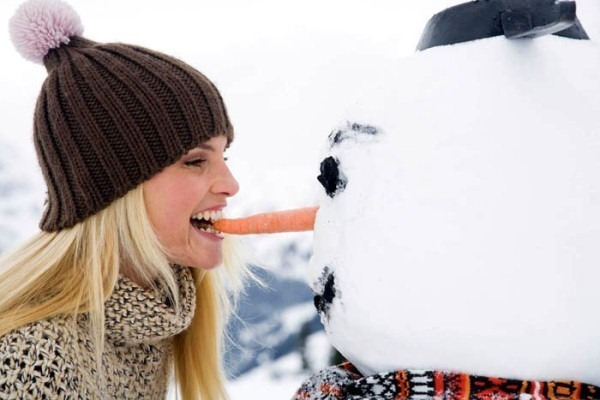 8 советов, как правильно питаться зимой