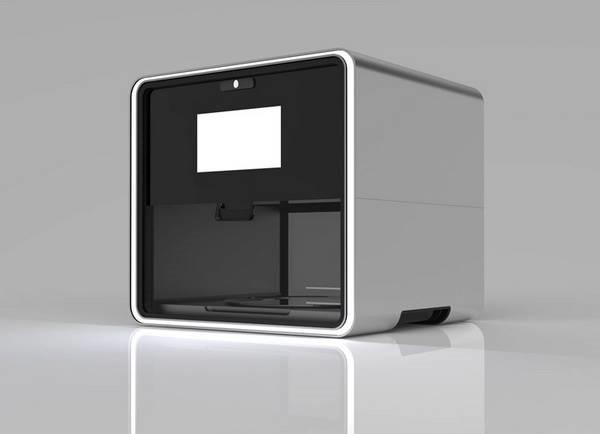 Еду теперь можно будет распечатывать на принтере
