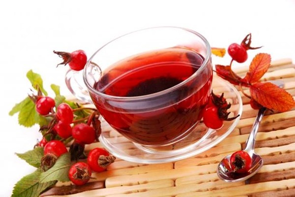 как приготовить напиток из плодов шиповника