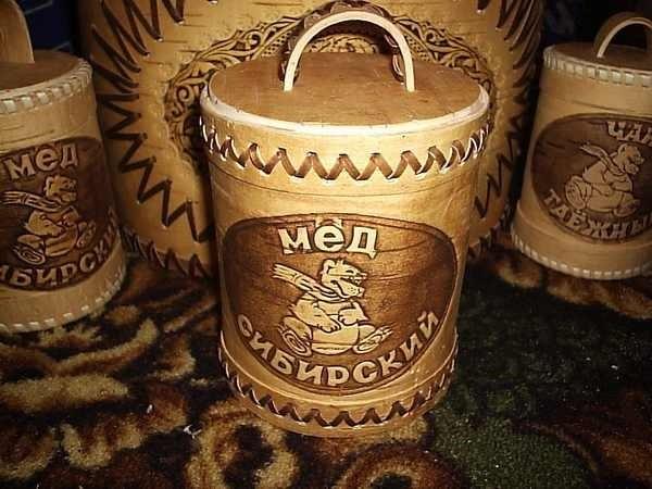 Музей меда в Кемеровской область (Хакасия, Россия)