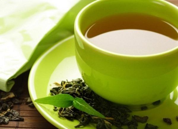 Зеленый чай (люй ча)