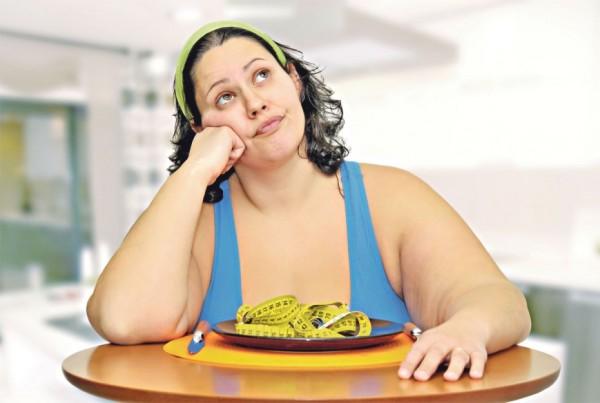 Бороться с ожирением поможет уменьшение порций